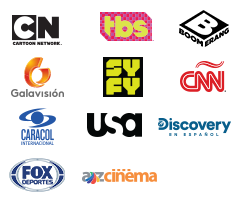 tbs - cartoon network - discovery - cnn